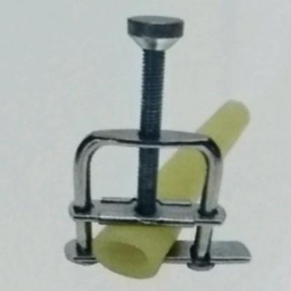 Pinzas Metalicas 258.245.02 Pinza Para Equipo De Filtracion De Muelle Ajustable - En Aluminio 47 M Glassco