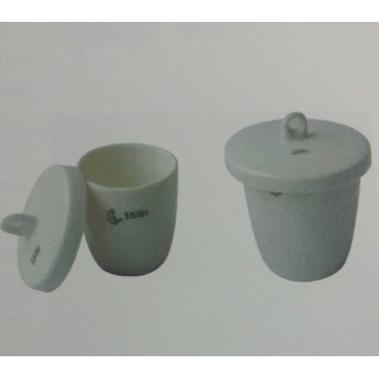 Tapa para crisol - En Porcelana Haldenwanger 40 mm