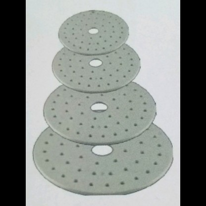 Placas Para Desecador - En Porcelana Diam. 150 Mm