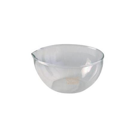 Cápsula de evaporación en vidrio