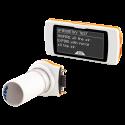 Espirómetro SPIRODOC 3D para análisis con oximetría