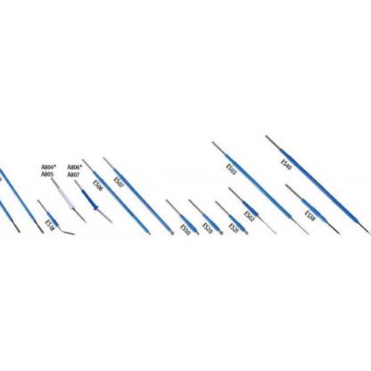 Electrodo Cortante No Esteril Desechable A804 Aaron Caja Por 100 Puntas