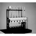 Digestor Kjeldhal para digestión y destilación Sistema Análogo