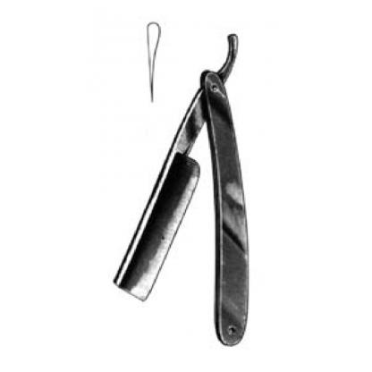 cuchilla de afeitar plana -...