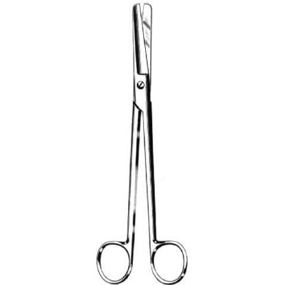 tijeras ginecológicas- SIMS