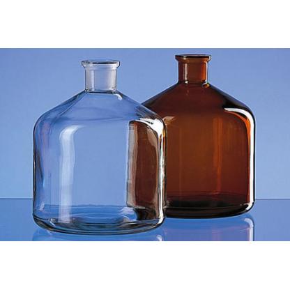 Frascos en vidrio para bureta automática vidrio claro