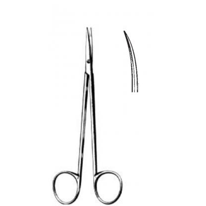 tijeras de neurocirugía