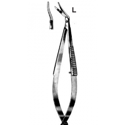 tijeras corneales- CASTROVIEJO