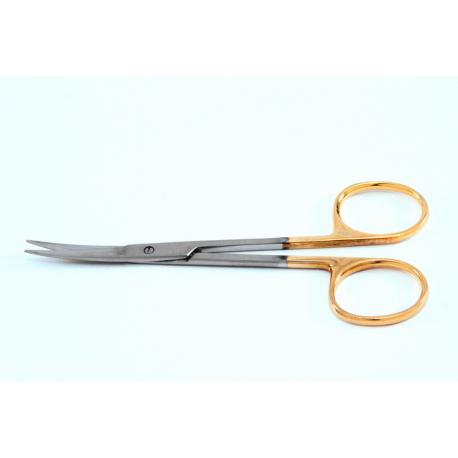 Tijera Iris curva 11 cms
