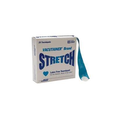 Torniquete plano Stretch libre de látex