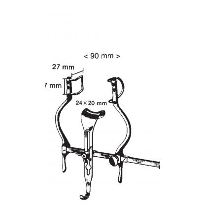 abdominal retr- BALFOUR-BABY