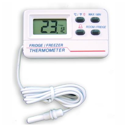 Termómetro electrónico digital