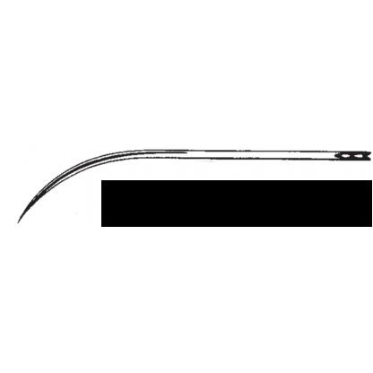 aguja de sutura A- Fig- 2