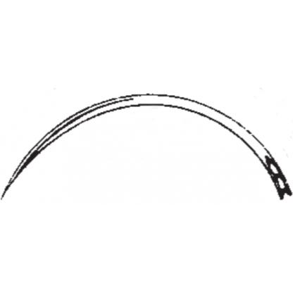aguja de sutura B- Fig- 8