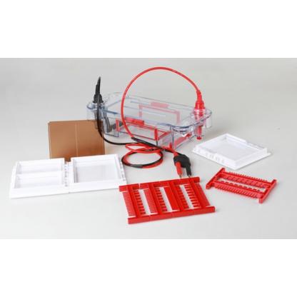 Camara (MINI) para ELECTROFORESIS horizontal en gel
