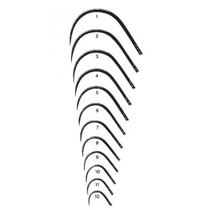 aguja de sutura- KOENIG- Douzn