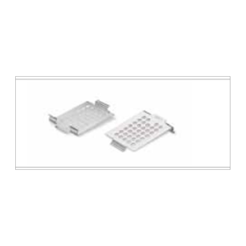 Tapa reusable para casettes de inclusión estándar