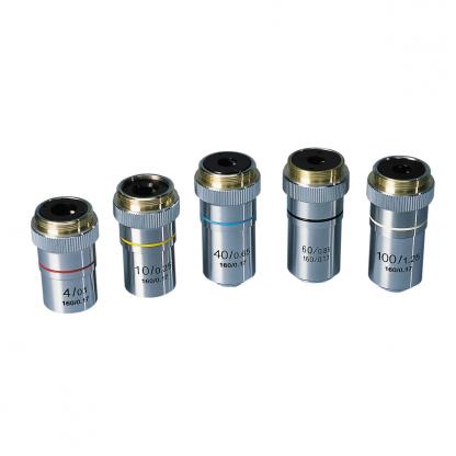 Objetivo Cromático Para Microscopio 10X