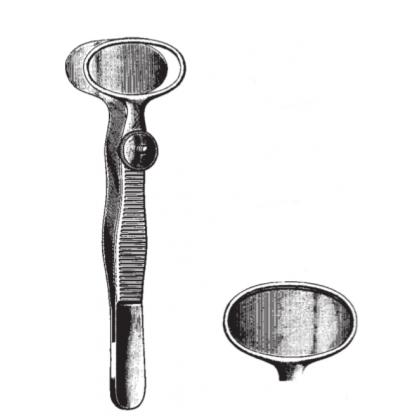 chalazion forceps- DESMARRES