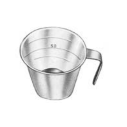 vaso de medicina 250 CC