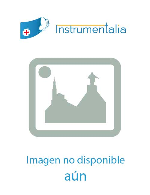Porta Agujas Barraquer-Sin Cremallera-Curvo-Cat-24-651-10-