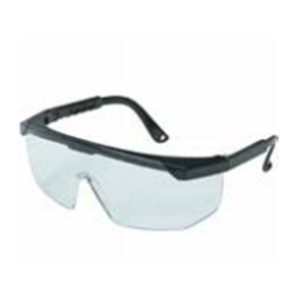 Gafas Tk 122 Lente Oscuro De Seguridad C Fabricadas En Policarbonato Ultraliviano Lab Scient