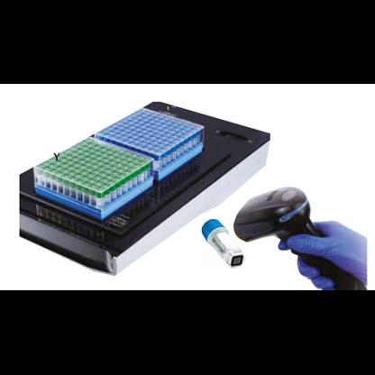 Z-2D Cryoking Scaner Cks-1101 Escaner Lector Digital Para Viales Criogenicos Con Codigo Qr Utiliza Biologix