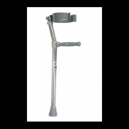 Baston Canadiense En Aluminio Ky9331L Elco Solutions Adecuado Para Pacientes Adultos En Proceso