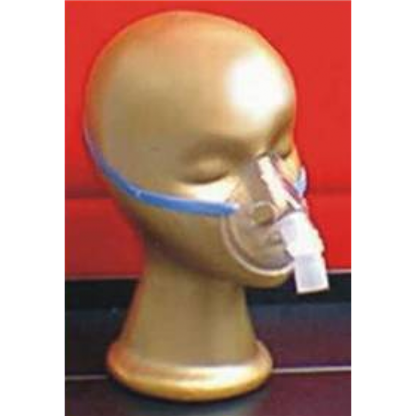 Mascarilla Para Aerosolterapia 0250 Westmed - Usa Para Administrar Farmacos Por Via Inhalatoria