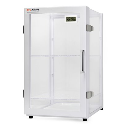 Desecador termico Dry - ACTIVE Dimensiones externas: 300 (W) x 380 (D) x 550 (H) mm
