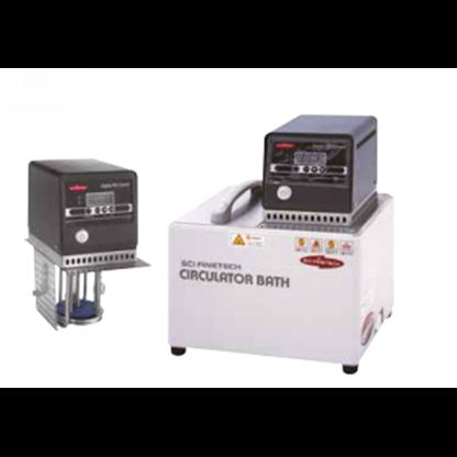 baño de aceite Temperatura Amb + 5 ° C a 98 ° C (tipo FTCOB: 200 ° C)
