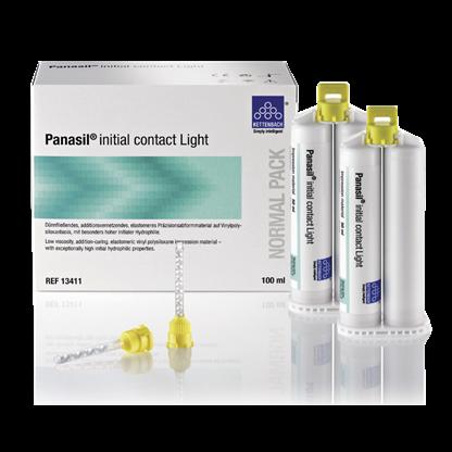 Panasil Intial Contac Light X 1 Cartuchos