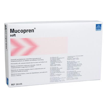 Mucopren Soft Basic Set