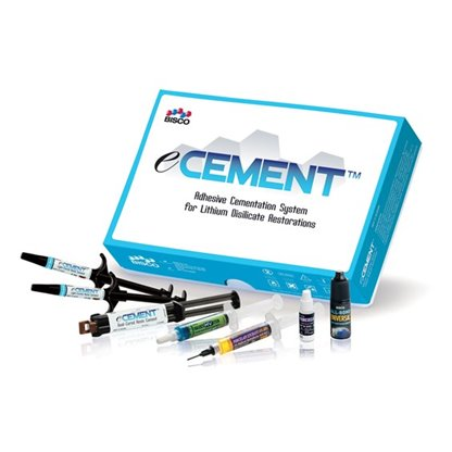 Ecement Adhesive Cement Kit