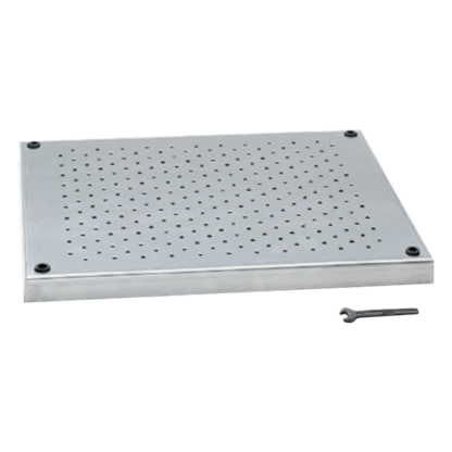 Plataforma Shaker Serie 2000 Accesorio Plataforma Perforada P/Unimax 2020 Plataforma Perforada