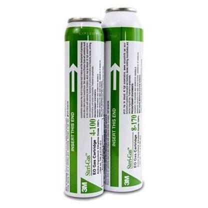 Steri Gas Capsulas De Oxido De Etileno 170 Gramos 8-170 3M - Colombia Caja Por 12 Es