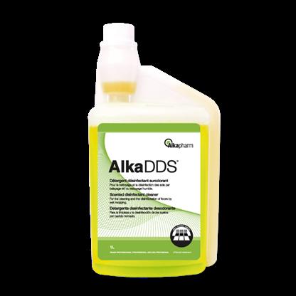 Alka Dds - Detergente Desinfectante Y Desodorante De Areas Y Superficies Litro Alkapharm Frasco