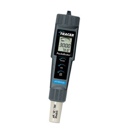 Medidor  pH/Conductividad/STD/Salinidad Tracer PockeTester