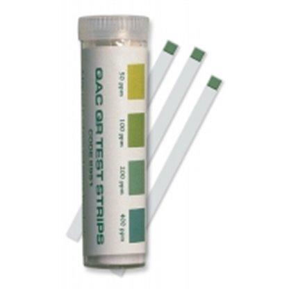 Tiras Reactivas Amonio Cuaternario