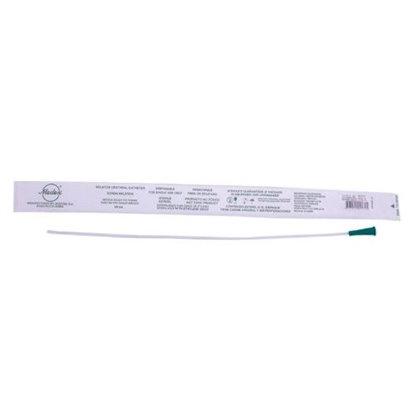 Cateter (Sonda) Nelaton No. 12 De 40 Cms. Medex Paquete Por 25 Plastica Esteril Desechable
