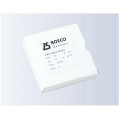 Papel Filtro Cualitativo 7 Cms Boeco - Aleman Caja X 100 Discos