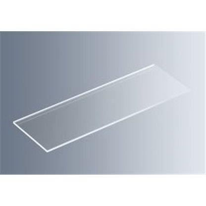 Laminas Porta-Objeto 7101 Glass Lab Bordes Esmerilados Medidas 3 X 1 (25.4 X 76.2 Mm) Presentacion