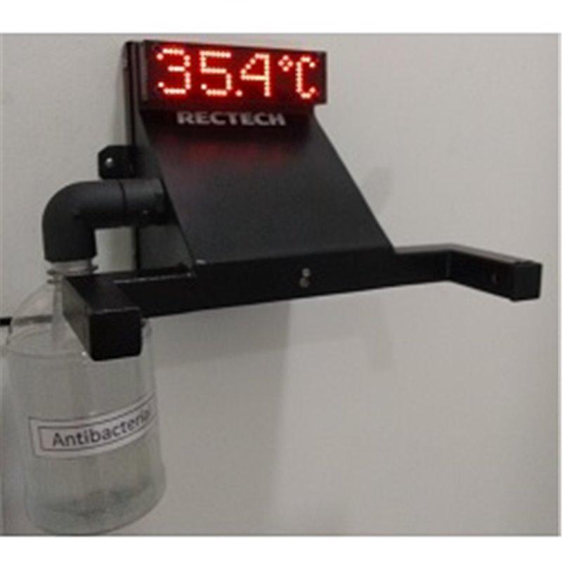 Termometro Infrarrojo de Pared