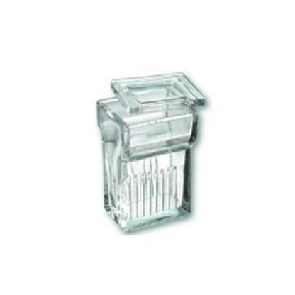 Cubeta para coloración en vidrio - COPLIN para 9 portaobjetos