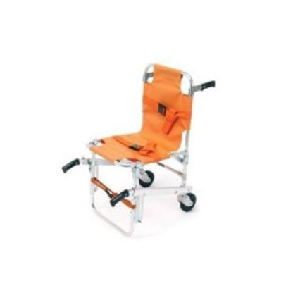 Silla Escalera Modelo 40 Color Naranja 0714865 Ferno - Usa Ideal Para Evacuacion De Pacientes
