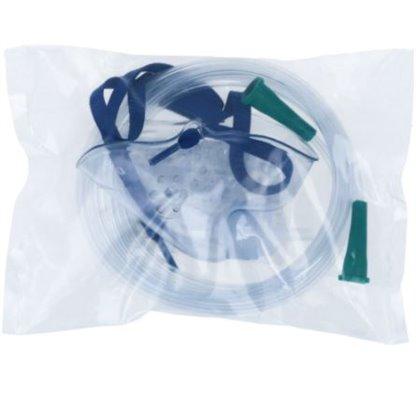 Mascarilla Para Oxigeno Pediatrica Plastico Desechable Medex