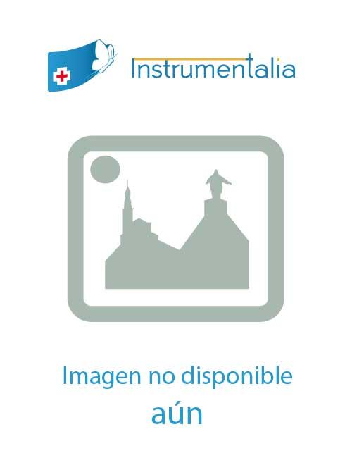 Guantes de examen en latex - Rosado (No Estéril) Talla: M, Longitud: 24,5 mm