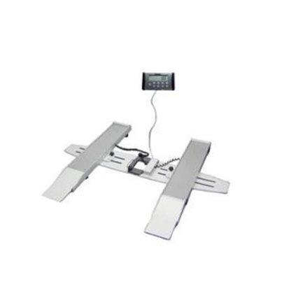 Bascula Digital Portatil Para Silla De Ruedas (Grado Medico) 2400 Kl Health O Meter Usa En