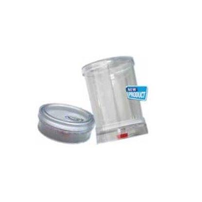 Embudo esteril Análisis microbiológico Volumen: 100 mL   Poro 0.20mm