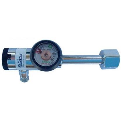 Regulador De Oxigeno Tipo Click R915/CGA-540 Serie: M1R0915 Air Imetan Consultorios Clinicas